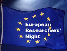 European Researcher's Night 2018.  Be there.  We will be in Limassol!